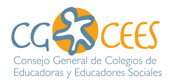 Anagrama Consejo General Colegios Oficiales de Educadoras y Educadores Sociales